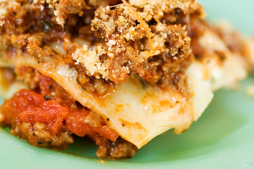 The Best Lasagna. Ever.