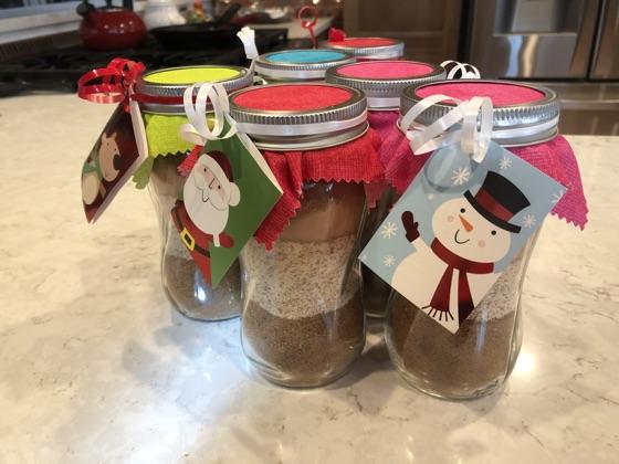 Brownies In-A-Jar