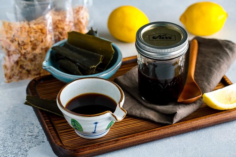 Homemade Ponzu Sauce Recipe ポン酢 • Just One Cookbook