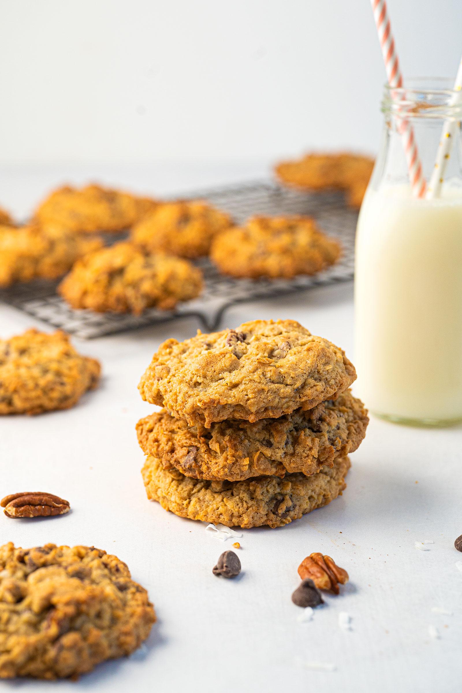 Cowboy Cookies | The Kitchen Magpie