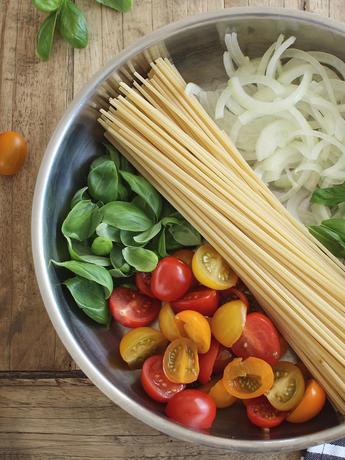 One Pot Pasta - Recipes By Carina