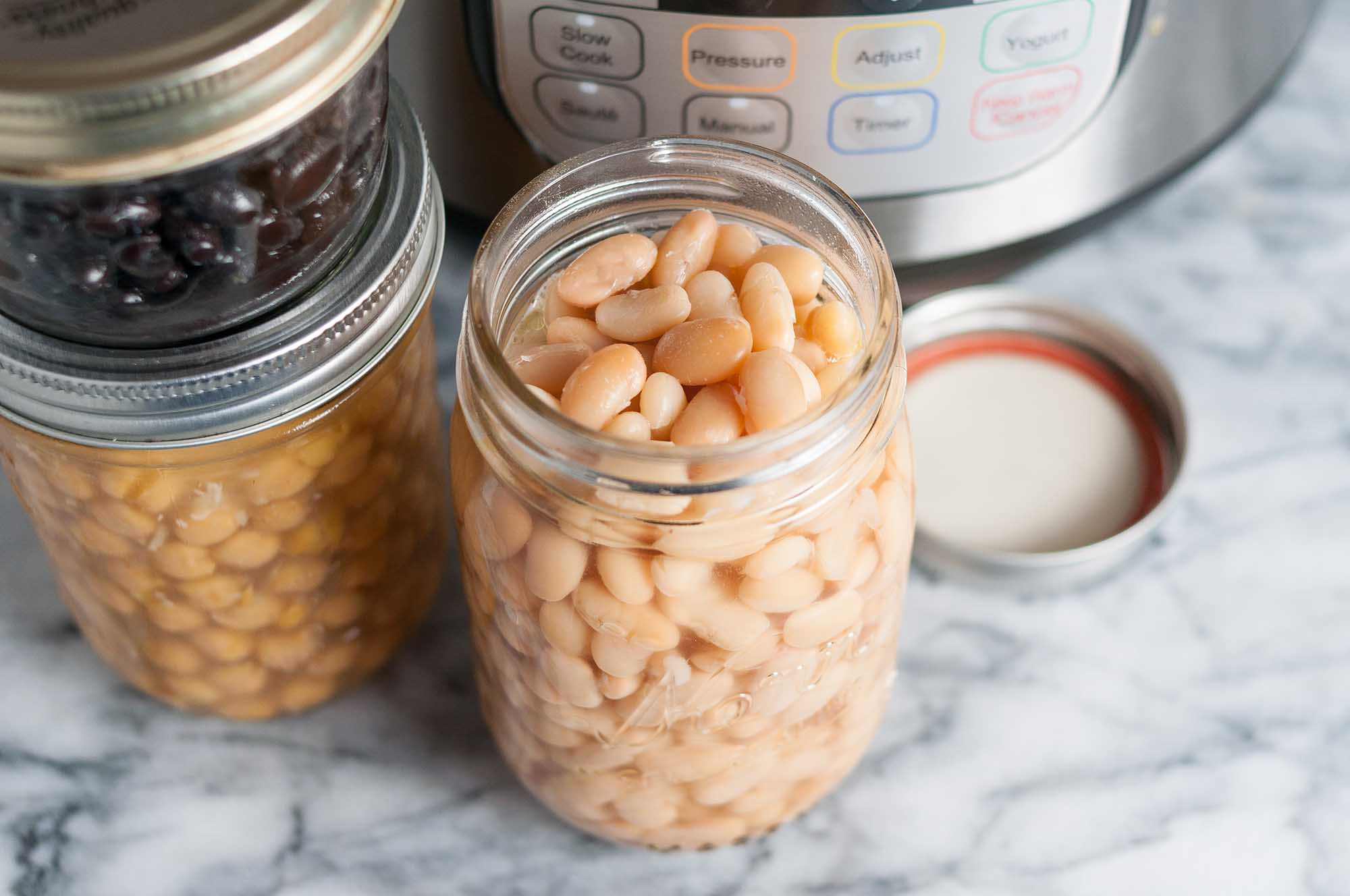 How To Make Fast, No-Soak Beans In The Pressure Cooker | Simplyrecipes.Com