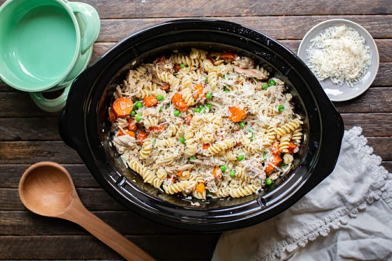 Chicken Thighs: Garlic Butter Chicken And Pasta