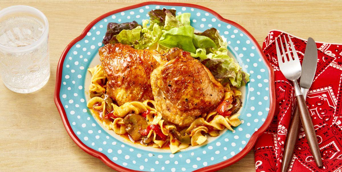 Everyone Will Love Instant Pot Chicken Cacciatore