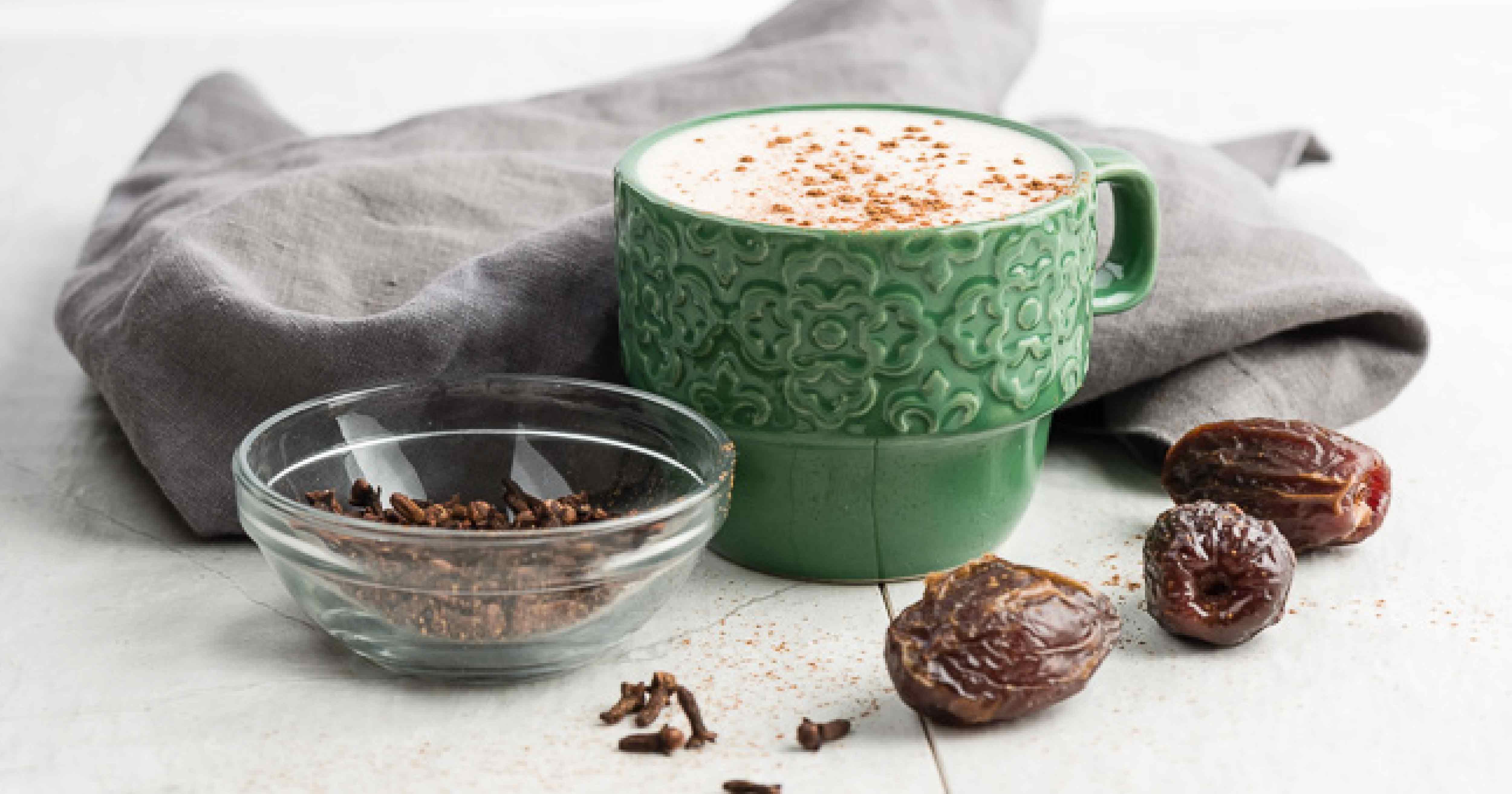 Frothy Chai Tea