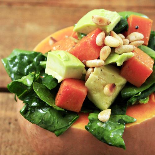 Pumpkin And Avocado Salad - Ceres Fair Food Pumpkin And Avocado Salad - Ceres Fair Food