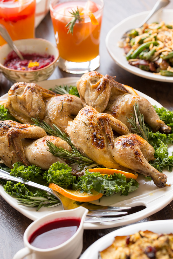 Apple Cider Brined Cornish Hens: The Perfect Two-Person Meal