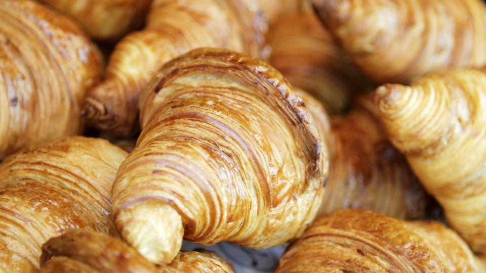 Sprøde Croissanter