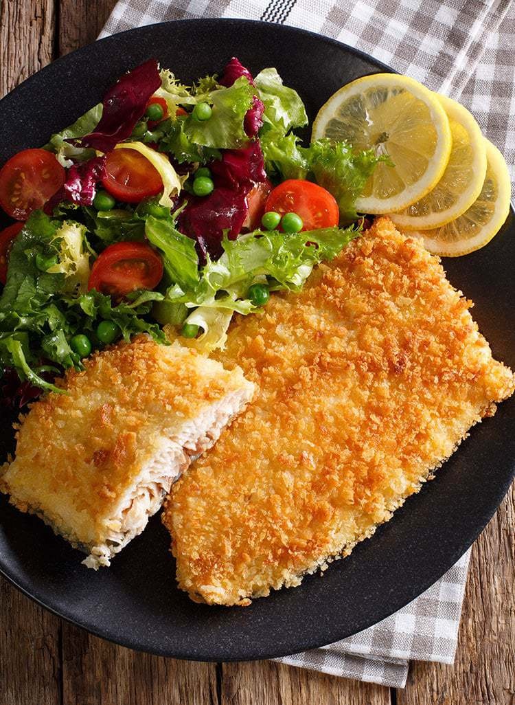 Zesty Ranch Air Fryer Fish Fillets | The Kitchen Magpie