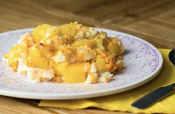 Bloemkool & Mango Curry