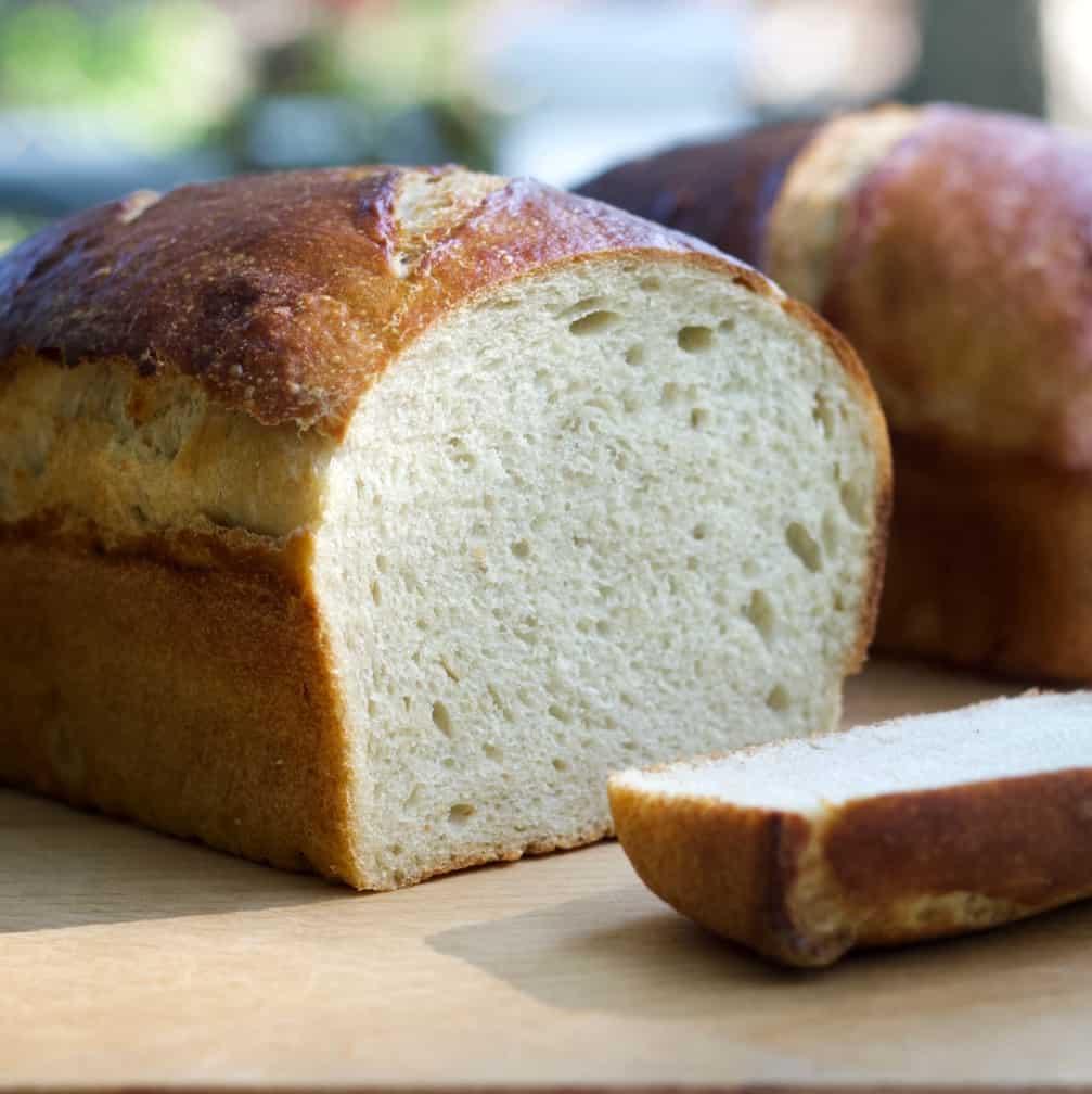 Soft Sourdough Sandwich Bread Recipe