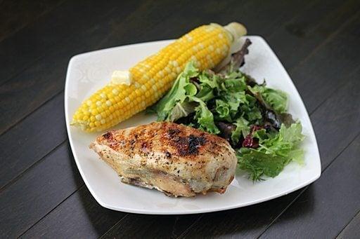Easy Garlic BBQ Chicken - The Kitchen Magpie