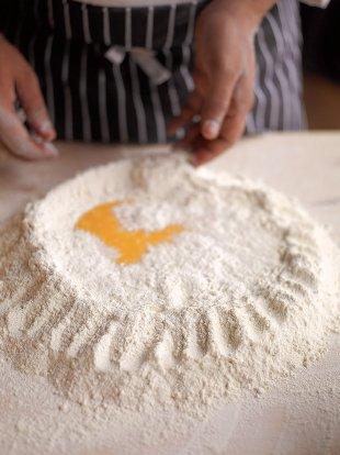 Homemade Egg Pasta