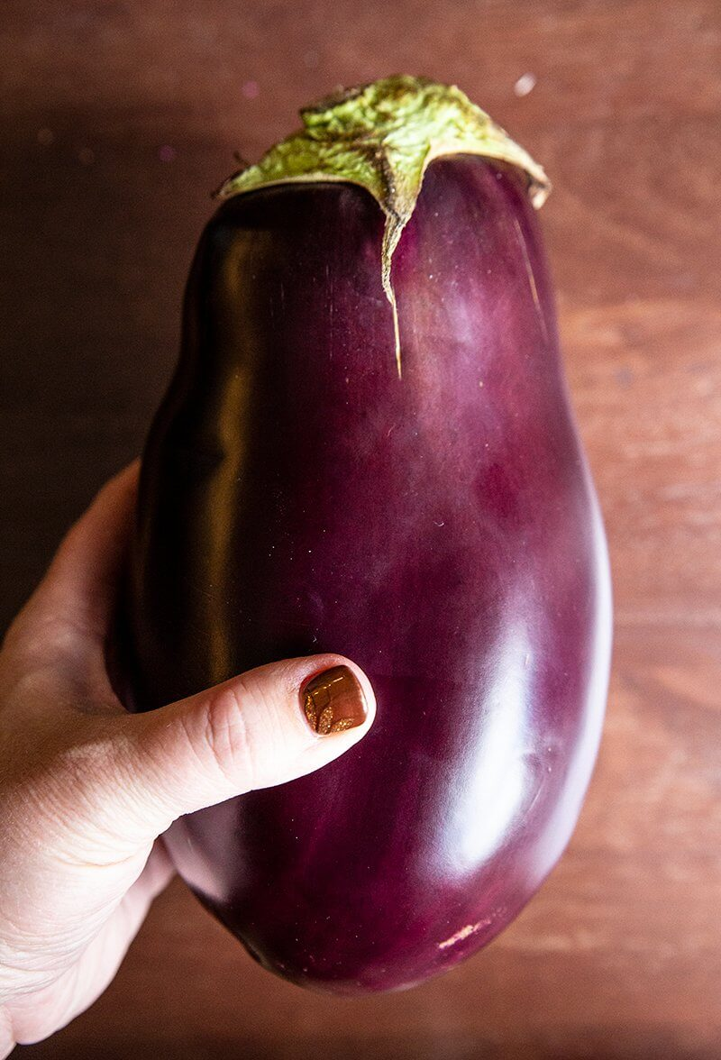 How to Roast and Cook Eggplant | The Kitchen Magpie