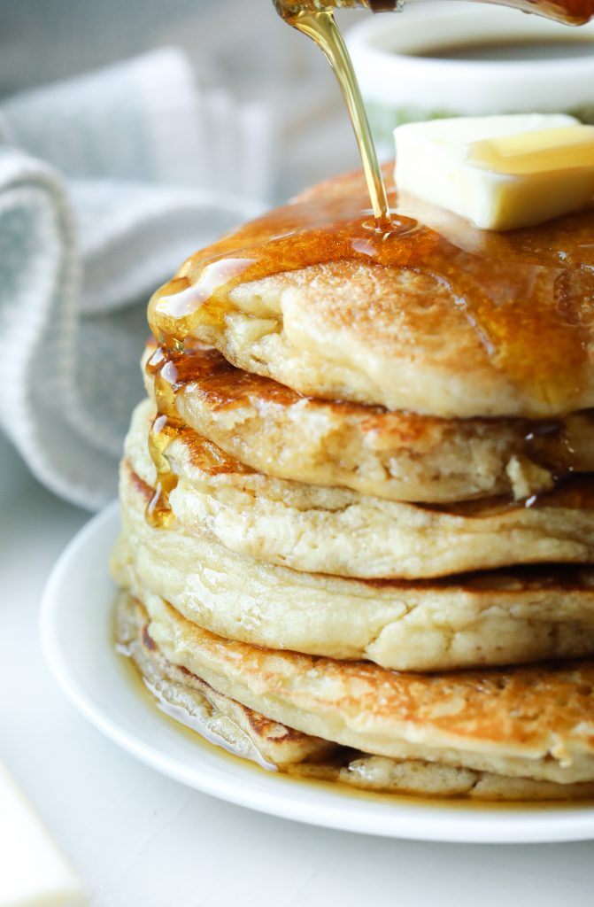 Low Carb, Fluffy, Easy Pancakes (Keto)