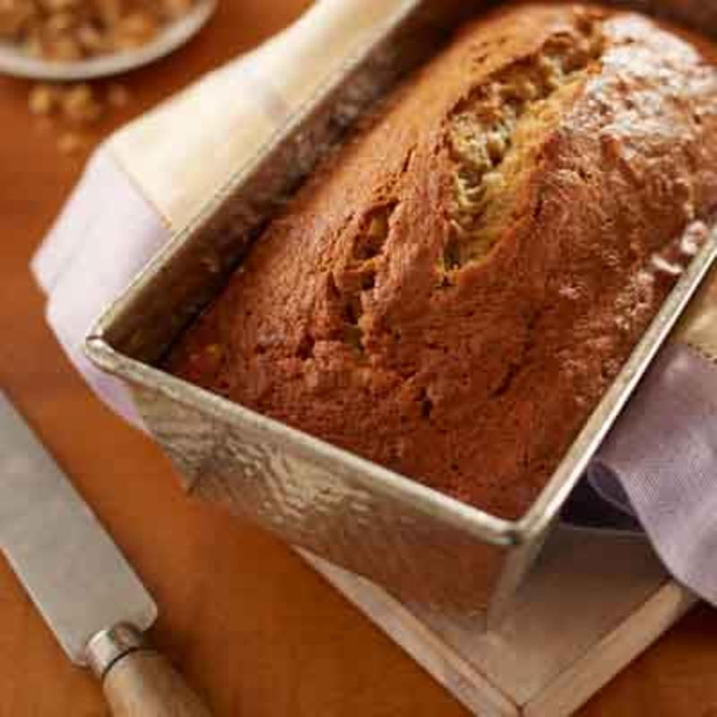 Banana Nut Bread Recipe | Online Food Blogger
