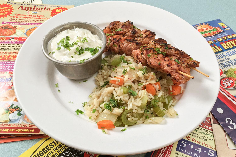 Riz À La Grecque Comme Au Restaurant Riz À La Grecque Comme Au Restaurant - L'anarchie Culinaire Selon Bob Le Chef