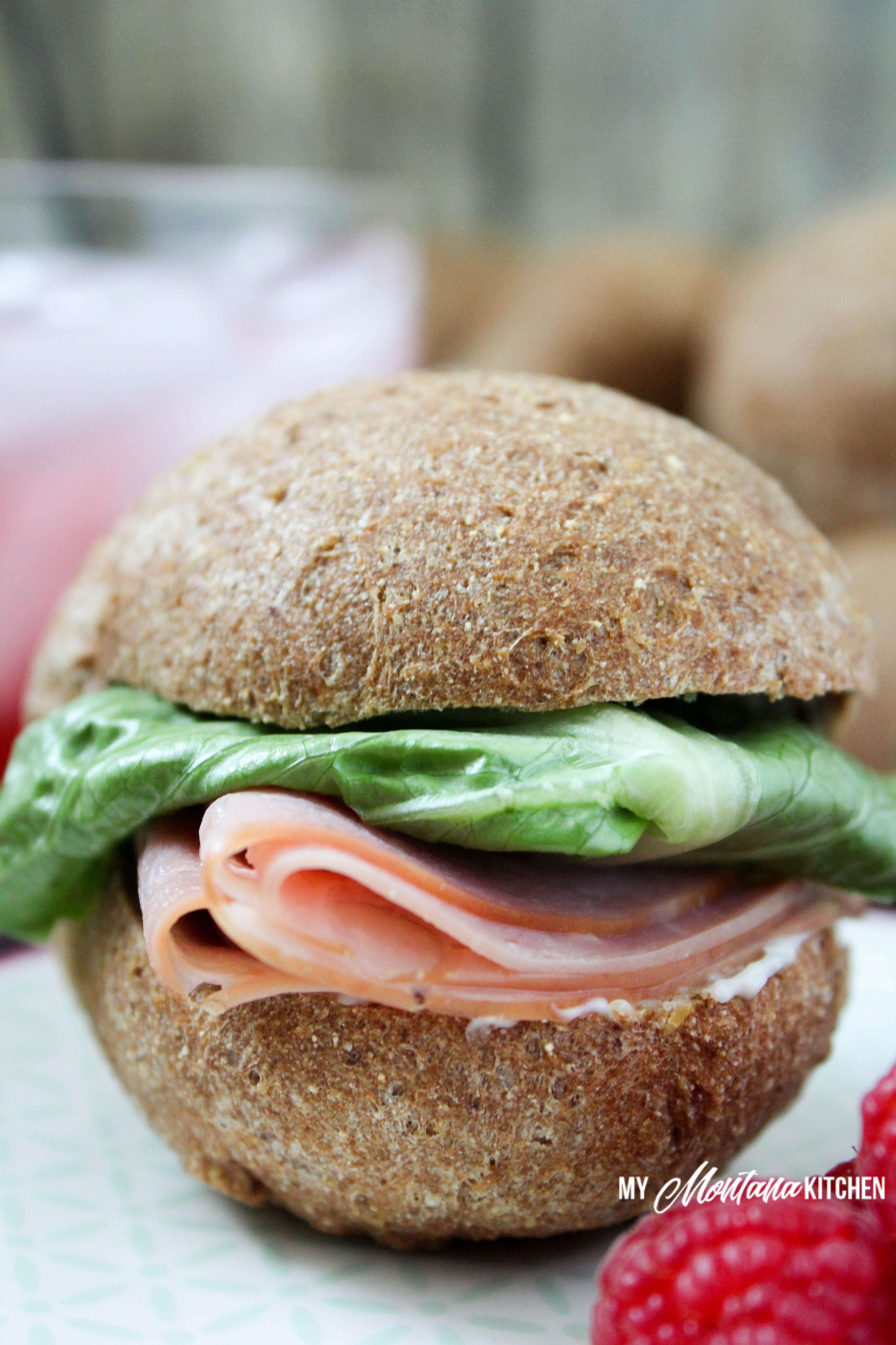 Low Carb Sandwich Rolls FP | My Montana Kitchen
