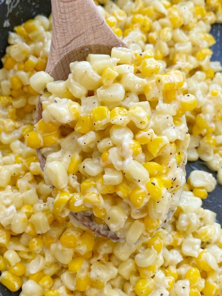 Corn: Honey Butter Skillet Corn