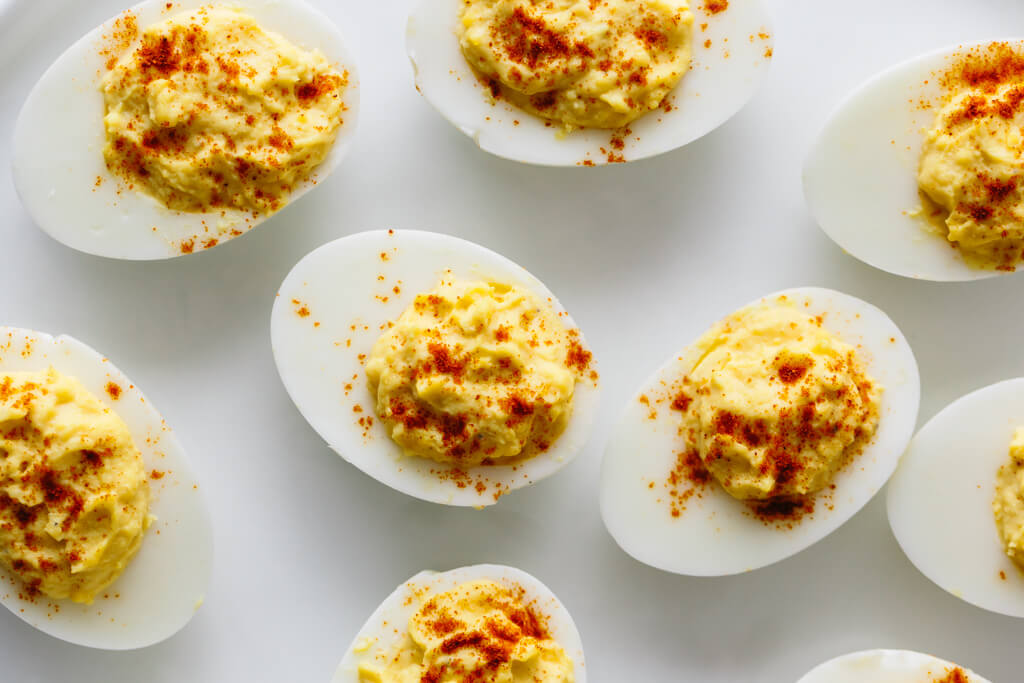 Classic Deviled Eggs (The Best Deviled Eggs Recipe) | Downshiftology