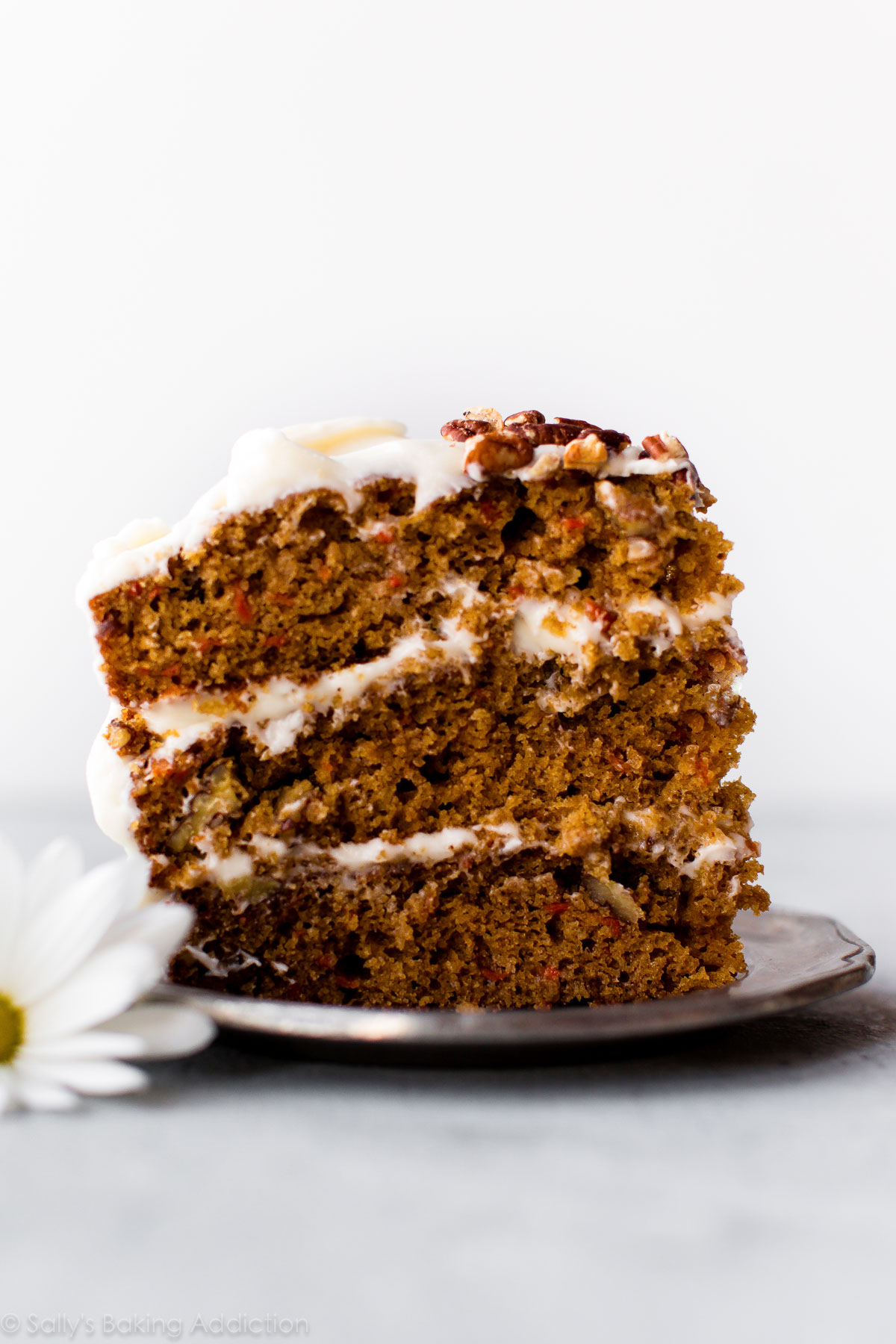 Carrot/Zucchini Cake   Sally's Baking Addiction