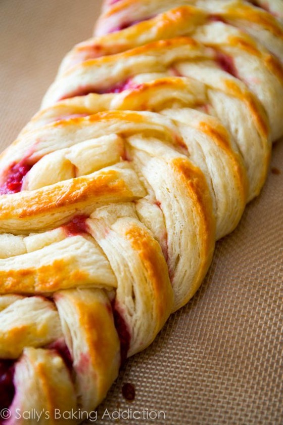 Homemade Danish Pastry Dough