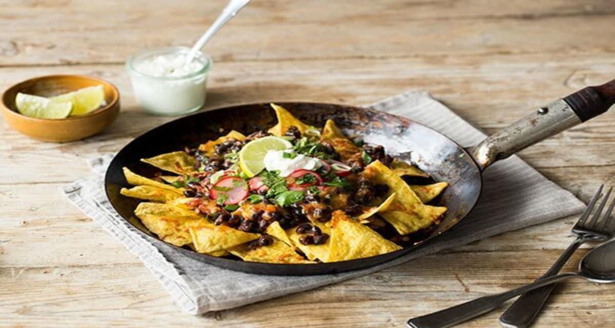 Skillet Chilaquiles Recipe   HelloFresh