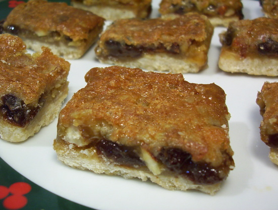 Bake Exchange Butter Tart Bars Recipe - Genius Kitchen