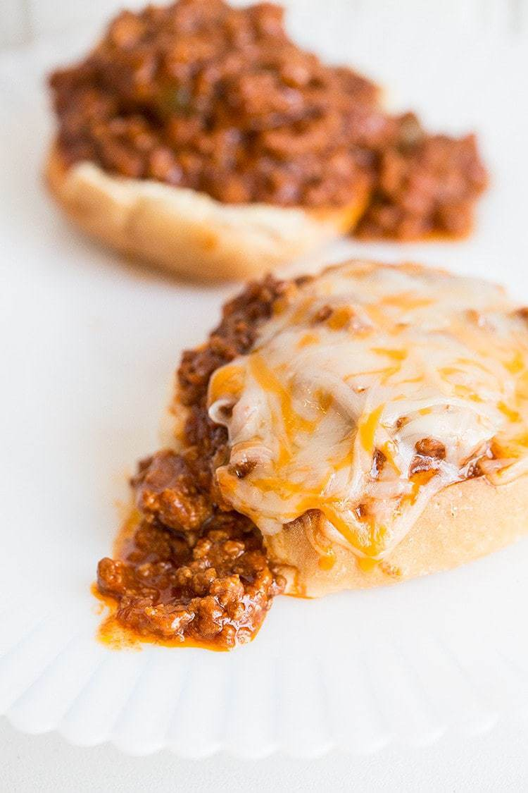 The Best Sloppy Joes Ever | The Kitchen Magpie