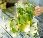 Green Sangria | Sangria Recipes | Tesco Real Food