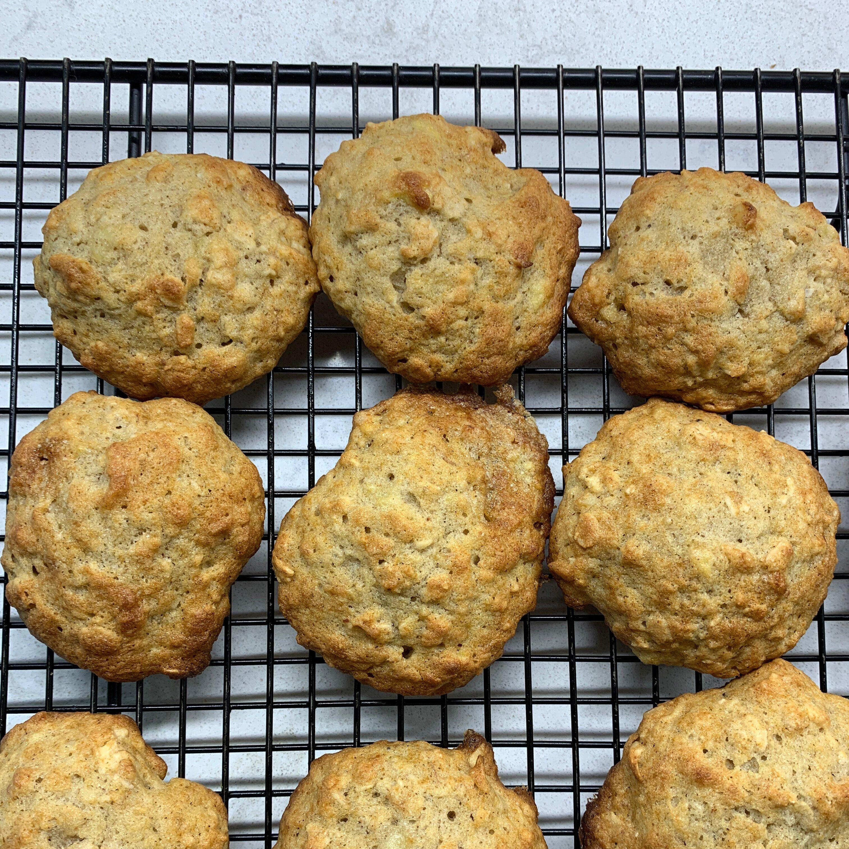Cookies: Banana Oatmeal