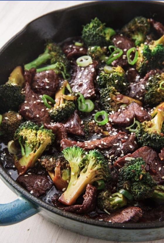 Best Beef &  Broccoli