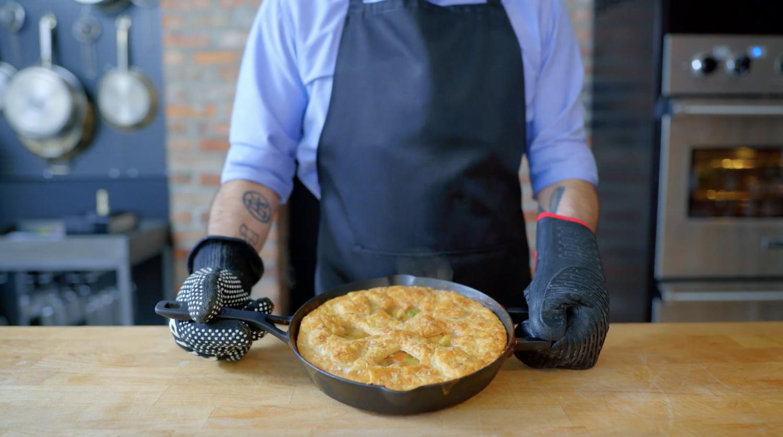 Chicken Pot Pie — Basics With Babish
