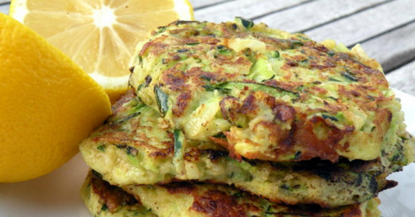 Garden Zucchini Cakes Freezer Meal Recipe