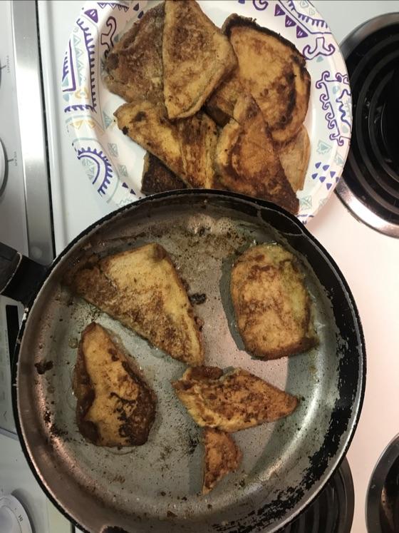 Pam Pe Du - French Toast
