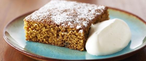 Gingerbread Cake Anna Olson