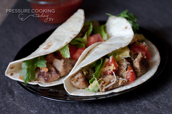 Pressure Cooker (Instant Pot) Pork Carnitas