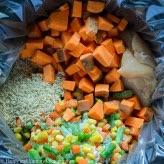 Chicken Dog Food Crock Pot