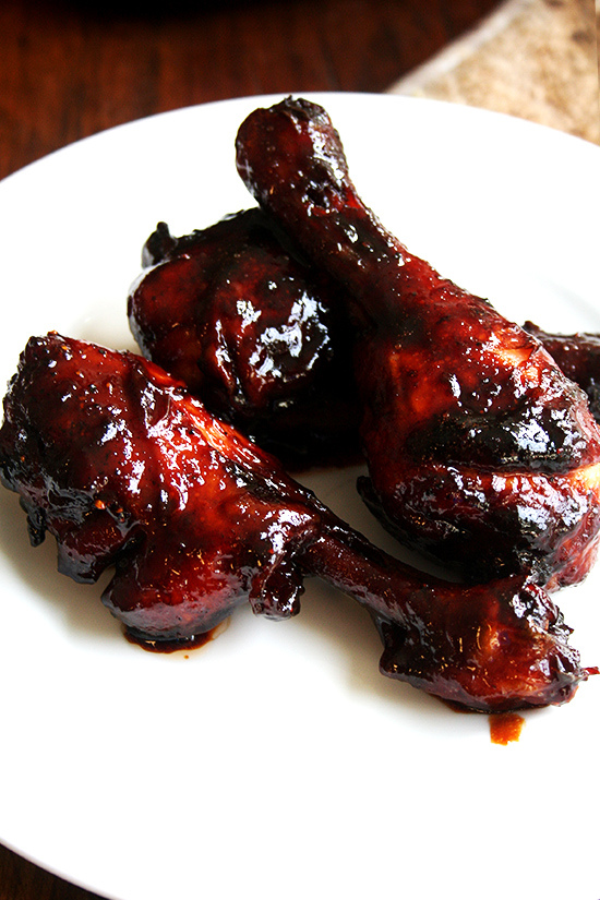 Honey-Soy Chicken