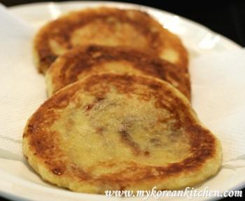 Korean Sweet Pancakes (Hoddeok) | Recipe Cloud App Hoddeok Sweet Korean Pancakes