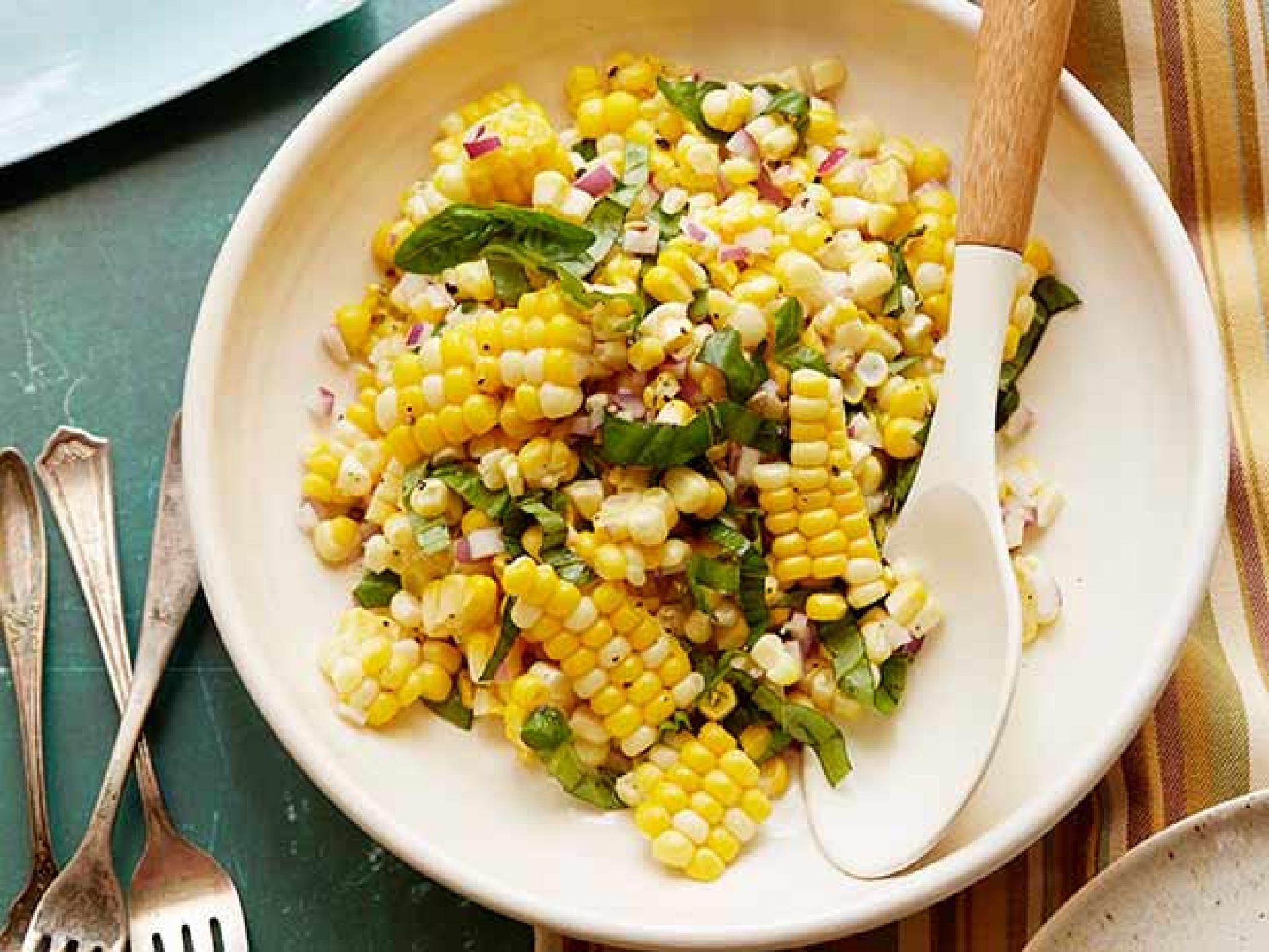 Fresh Corn Salad Ina Garten Barefoot Contessa All American